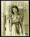 Marco Millions: Character portrait of Sylvia Field as Kukachin in a touring or revival production...