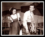 Oklahoma!: Carolyn Tanner as Laurey and Wilton Clary as Curly