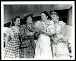 Oklahoma!: Joan Roberts as Laurey, Joseph Buloff as Ali Hakim, Betty Garde as Aunt Eller, and...