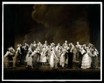 Allegro: Cast at the college gym dance in Act One