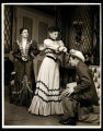 You Never Can Tell: Frieda Inescort as Mrs. Clandon, Faith Brook as Gloria Clandon, and Tom...