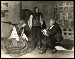 Goat Song: Blanche Yurka as Mirko's Mother, George Gaul as Gospodar Stevan Milic, and Albert...