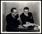 Rouben Mamoulian (director) and Oscar Hammerstein II (librettist/lyricist)