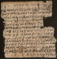 Greek Papyrus Fragment