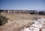Perge (Perga), Turkey
