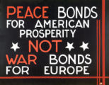 Peace bonds for American prosperity not war bonds for Europe.