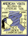 American youth belongs on American soil not under European dirt.