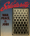 Solidarity  War, Peace & Jobs
