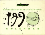 Hidden History of the United States 1990 Calendar
