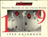 Hidden History of the United States 1998 Calendar