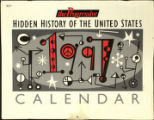 Hidden History of the United States 1996 Calendar
