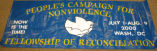 People's Campaign for Nonviolence: Fellowship of Reconciliation.  Now is the Time.
