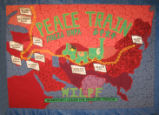 Peace Train. WILPF. Women's International League for Peace and Freedom