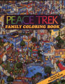 Peace Trek Family Coloring Book: Picture a Peaceful World