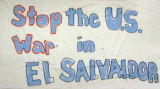 Stop the U.S. War in El Salvador