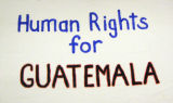 Human Rights for Guatemala