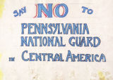 Say NO To Pennsylvania National Guard In Central America