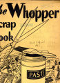Whopper Scrap Book, The. Penna. W.I.L. Clippings, March and April 1932, May 1932.