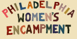 Philadelphia Women's Encampment