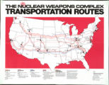 Nuclear Weapon Complex Transportation Routes, The