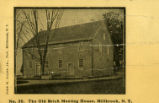 Nine Partners meeting house
