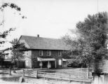 Evesham Friends Meeting House; Mount Laurel Meeting House