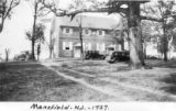 Mansfield Meeting House