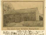 Old Upper Springfield Meeting House
