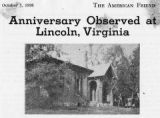 Lincoln Meeting House