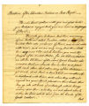 Letter to the Cherokee Nation from Philadelphia Yearly Meeting