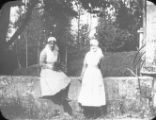 Nurses at Bettancourt. Kennedy & Lester