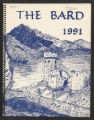 The Bard, 1991, volume 1