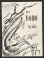The Dodo, December 1939, volume 1 number 1