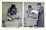 Correct Way to Hold a Baby in the Bathtub, The; Rinsing the Baby After the Bath