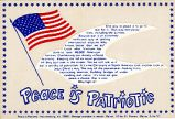 Peace Is Patriotic [etc.]