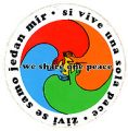We Share One Peace; Zivil se Samo Jedan Mir; Si Vive Una Sola Pace