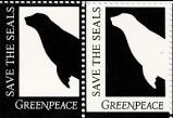 Save the Seals; Greenpeace