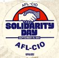Solidarity Day; September 19, 1981; AFL-CIO