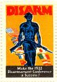 Disarm; Make the 1932 Disarmament Conference a Success