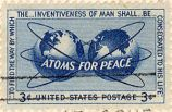 Atoms for Peace; To find the way by which the inventiveness of man shall be consecrated to his...