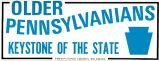 Older Pennsylvanians Keystone of the State; Pennsylvania Council on Aging