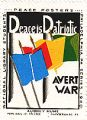 Peace is Patriotic;. Avert War