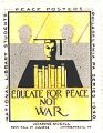 Educate For Peace Not War