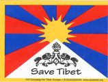 Save Tibet; Int'l Campaign for Tibet, Europe; +31(0)203308265; www.savetibet.org