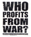 Who profits from war?