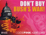 Don't Buy Bush's War!