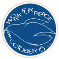 Work for Peace.  October 15.
