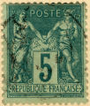 Poste: Republique Francaise