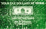 Your Tax Dollars At Work; Don't Pay War Taxes; War Tax Resistance
