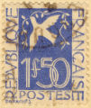 Republique Francaise; Postes 1 50
